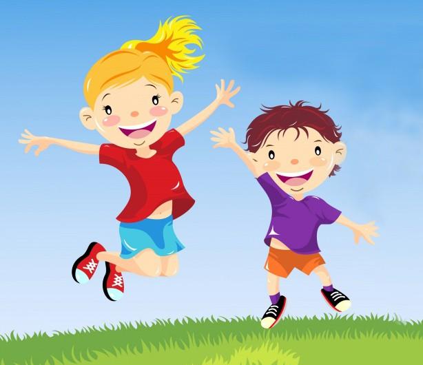 Картинки по запросу картинки дети играют в подвижные игры