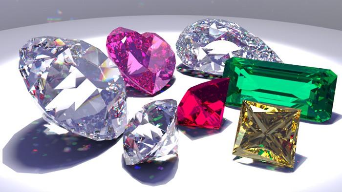 Самые драгоценные камни
